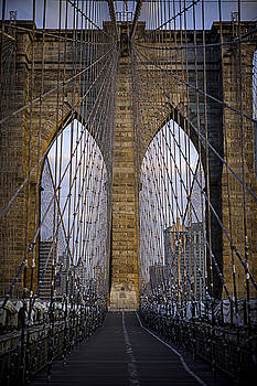 Brooklyn Bridge by Ryan Smith