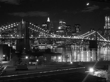 Brooklyn Bridge by Susan Gauthier