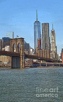 Jost Houk - Brooklyn Freedom