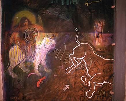 Brooklyn Mahish Mardini by Vinod Dave