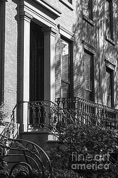 Brooklyn street by Silvia Bruno
