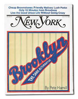 Brooklyn The Sane Alternative by New York Magazine