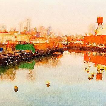 Brooklyn by Wade Binford