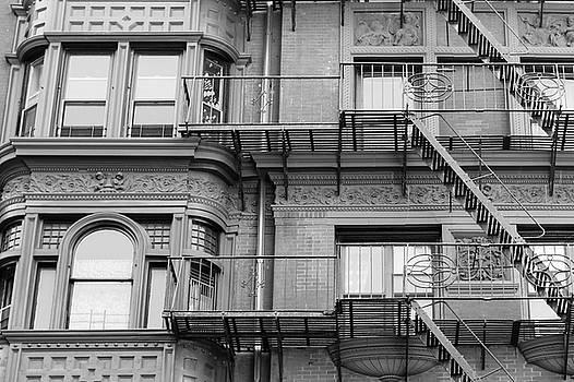 Silvia Bruno - Brooklyn windows