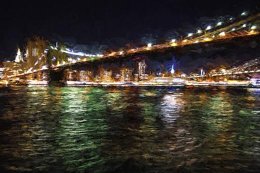 Brookyln Bridge by Matthew Ashton