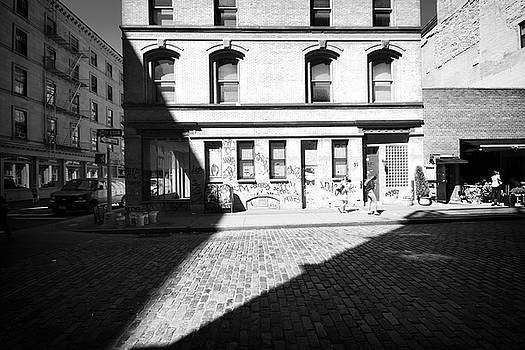 Broome Street Nyc by Dave Beckerman
