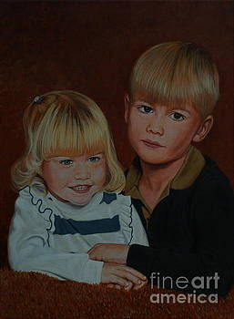 Brother and Sister by Michael Nowak