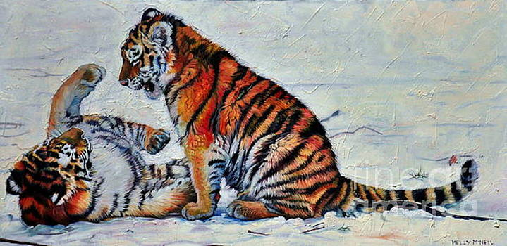 Brothers by Kelly McNeil