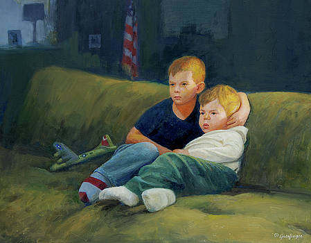 Brothers by Mel Greifinger