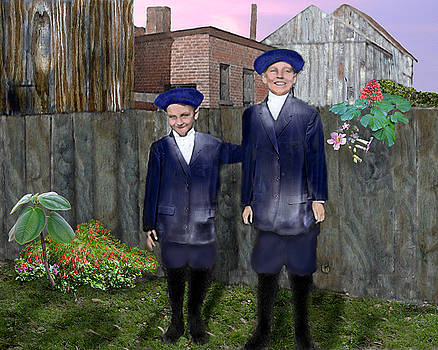 Brothers by Wayne Ritt