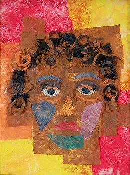Brown Curls by Charla Van Vlack