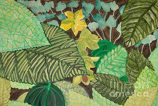 Brown to Green by Cora Morley Eklund