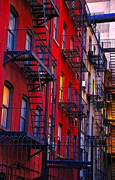 Brownstones by Gillis Cone