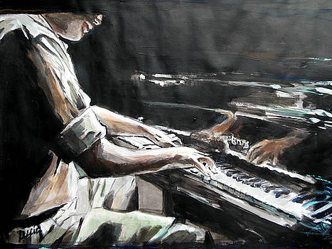 Bruce Hornsby - The way it is by Lucia Hoogervorst