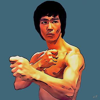 Bruce Lee - 02 by Sergey Lukashin