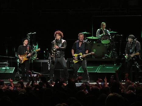 Bruce Springsteen and the E Street Band by Melinda Saminski