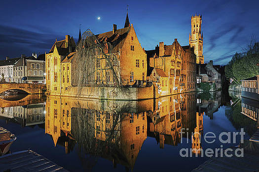 Brugge by JR Photography