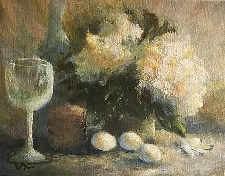 Brunch by Sharon Abbott-Furze