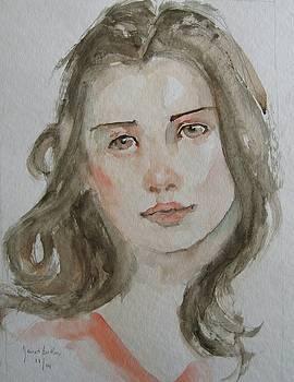 Brunette by Janet Butler