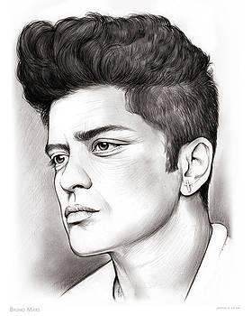 Greg Joens - Bruno Mars