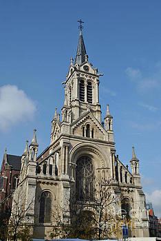 Jost Houk - Brussels Church