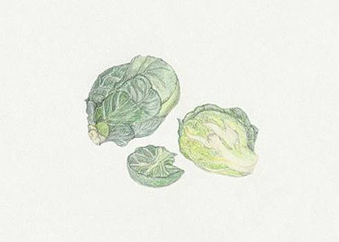 Brussels Sprouts by Tara Poole