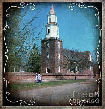 Bruton Parish by Patricia Griffin Brett