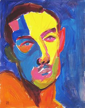 Bryan Portrait by Shungaboy X