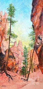 Bryce Canyon #2 by Betty M M Wong