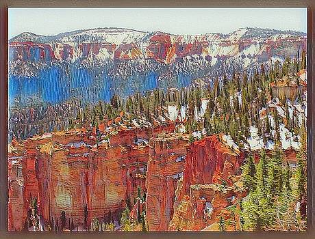 Bryce Canyon by Cletis Stump