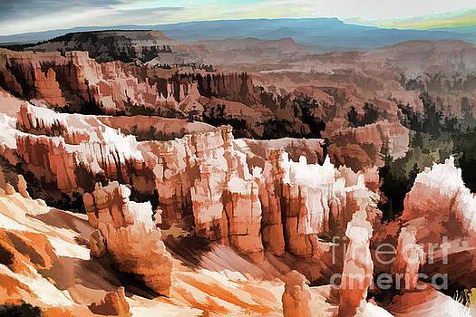 Chuck Kuhn - Bryce Canyon Dynamic Paint l