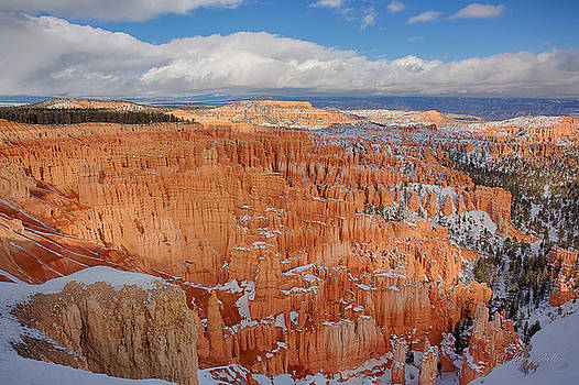 Bryce Canyon by Gerry Sibell