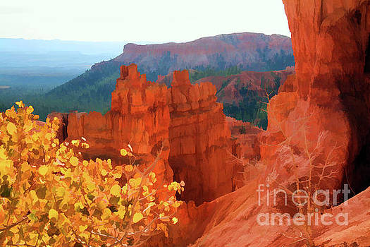Chuck Kuhn - Bryce Canyon National Park Paint