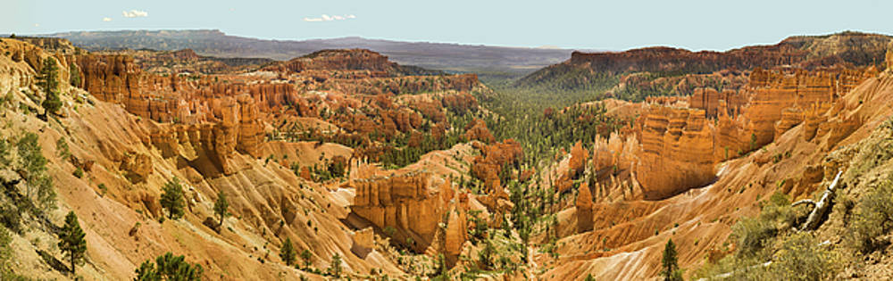Bryce Canyon by Rafn Stefansson