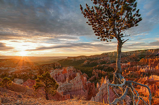 Bryce Canyon Sunrise by Peak Photography by Clint Easley