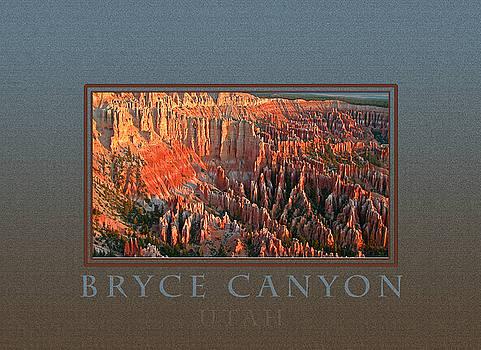 Bryce Canyon Utah by Patricia Whitaker