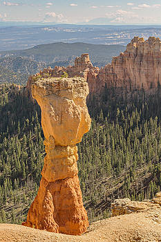 Bryce Spire by Peter J Sucy