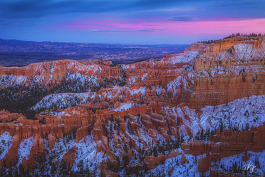 Bryce Twilight by Peter Coskun
