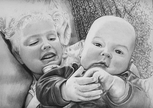 Brynn and Austin by Carliss Mora