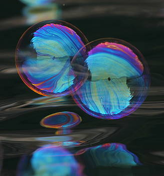 Bubble Blues by Cathie Douglas