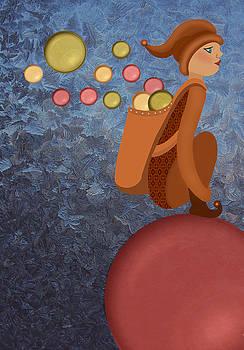 Bubble Fairy by Lee DePriest