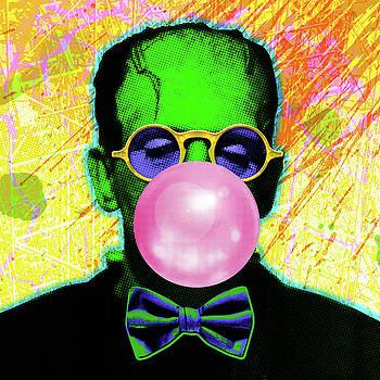 Bubble Gum Bubble by Gary Grayson