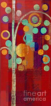 Bubble Tree - 85rc13-j678888 by Variance Collections