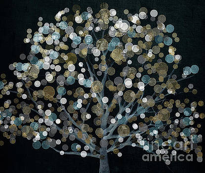 Bubble Tree Night by Mindy Sommers