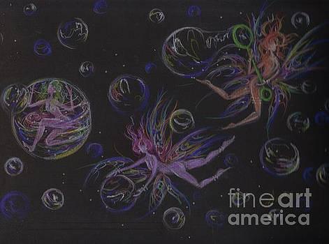 Bubble Wand by Dawn Fairies