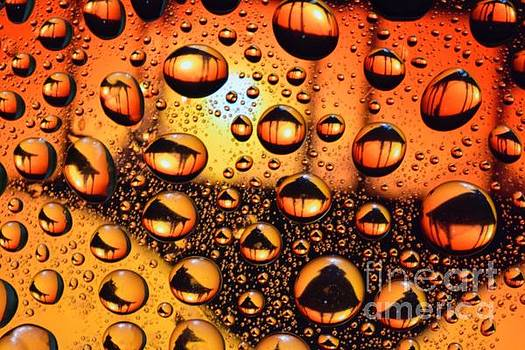 Bubbles abstract 3 by Rui Militao
