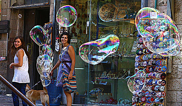 Bubbles by Adam  Ingalls