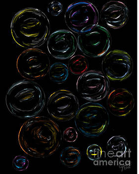 Bubbles by Cybele Chaves