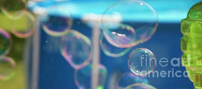 Bubbles by Jason Layden