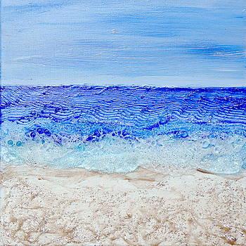 Regina Valluzzi - Bubbling Surf